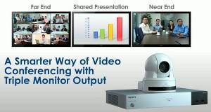 SONY PCS-XG 100 Videokonferenz