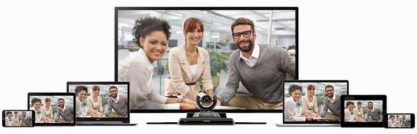Mobile Videokonferenzen auf fast jedem Endgerät und Betriebssystem