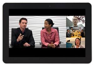 Polycom Realpresence mobile android