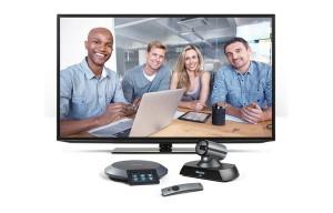 ICON 400 günstiges Einsteiger Videokonferenzsystem