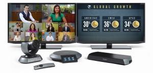 ICON 600 preiswertes professionelles Videokonferenzsystem