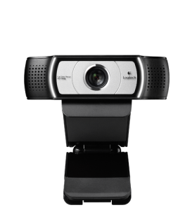logitech webcam c930e Skype for business