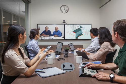 Polycom Videokonferenz RealPresence Group 500