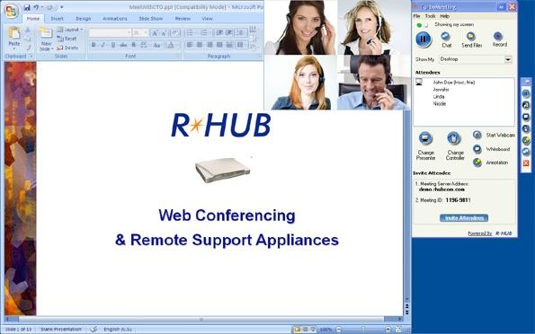 Webinare und Webkonferenzen Turbomeeting Videokonferenz