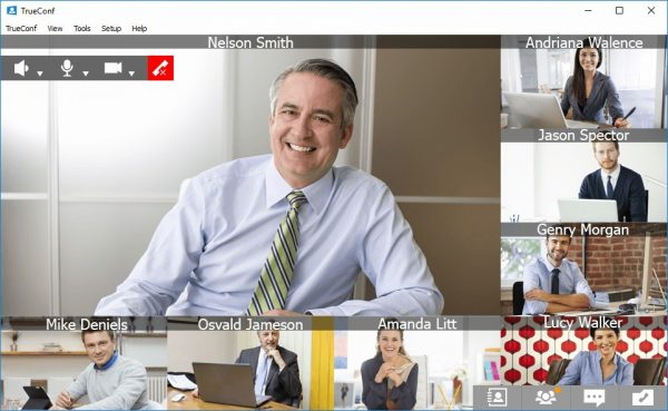 Universal Videokonferenz System 4k